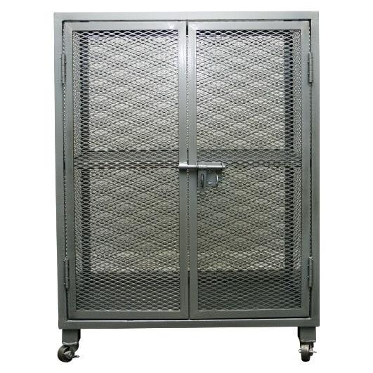 Single Shelf Roller Cabinet Locker Cabinet Lockers